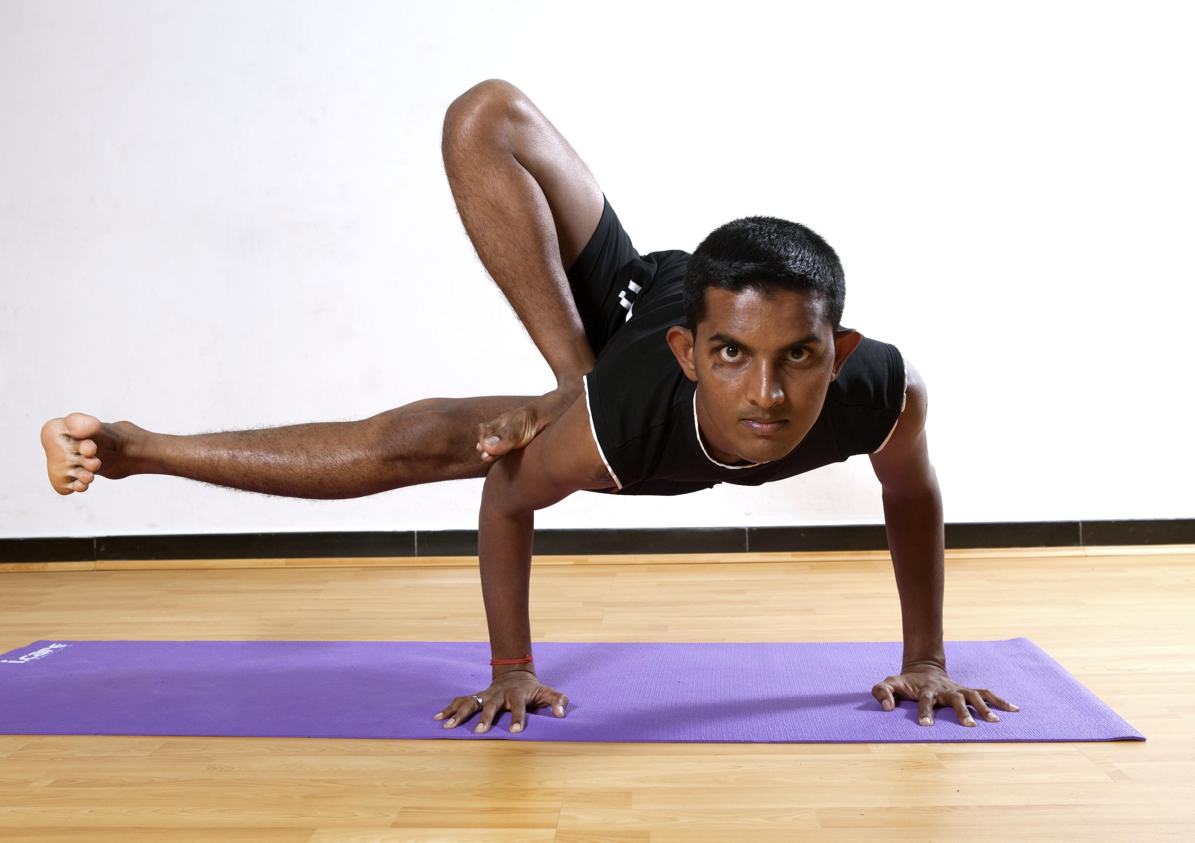 Advanced Two Person Yoga Poses