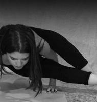 Eight Angle Pose