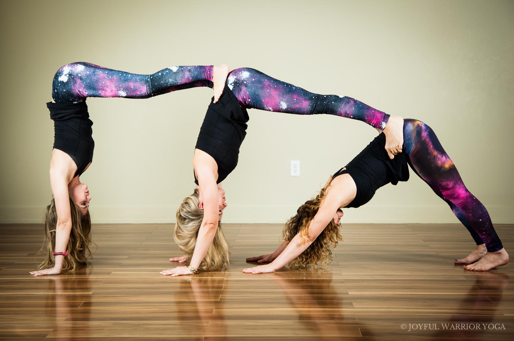 Eccezionale Yoga Poses - Acroyoga FL64