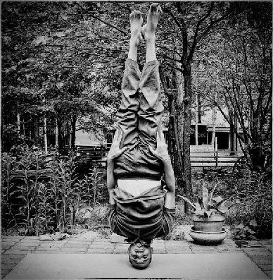 Headstand Pose