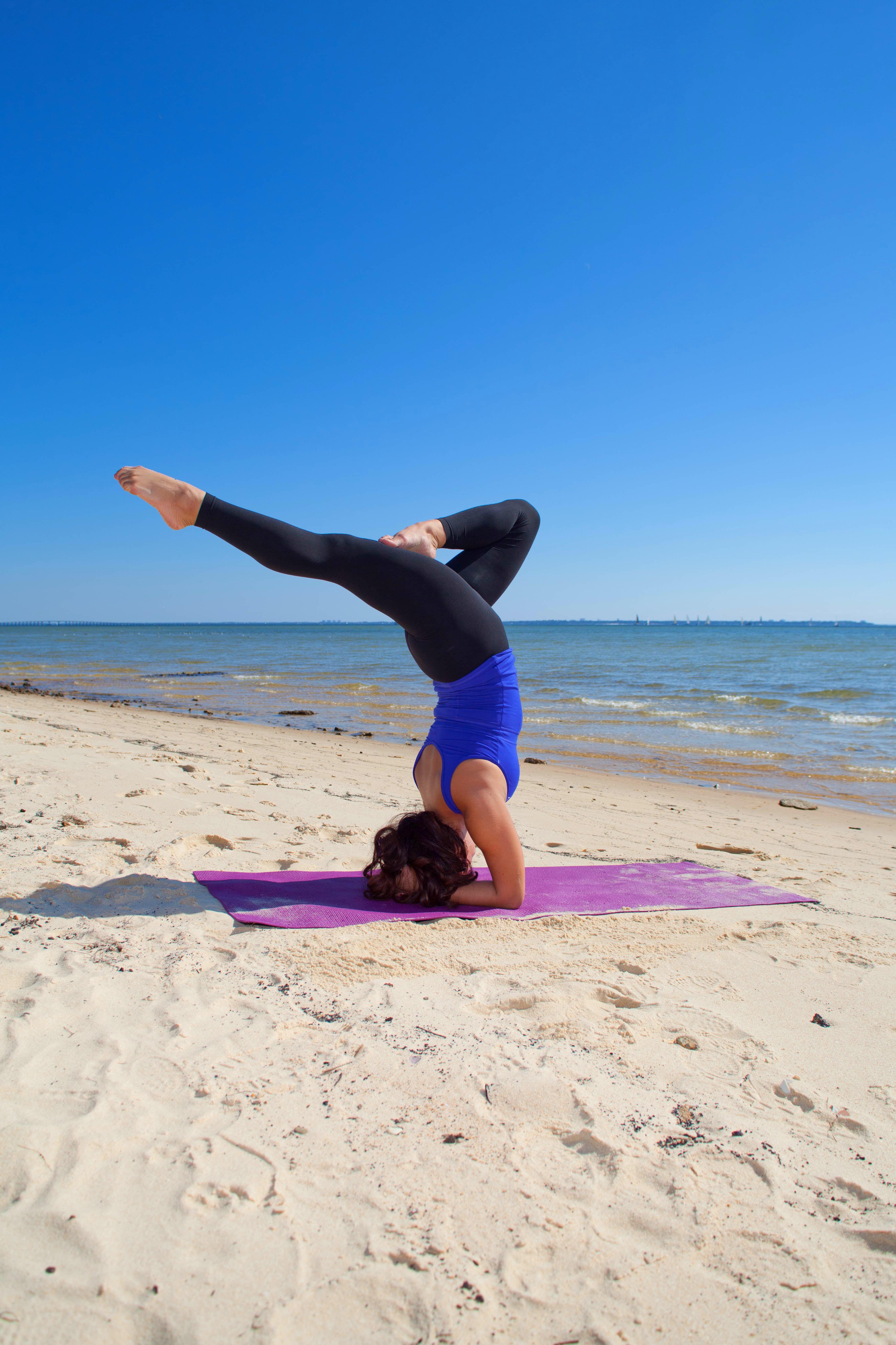 Top 10 Yoga Poses Infographic | Ana Heart Blog