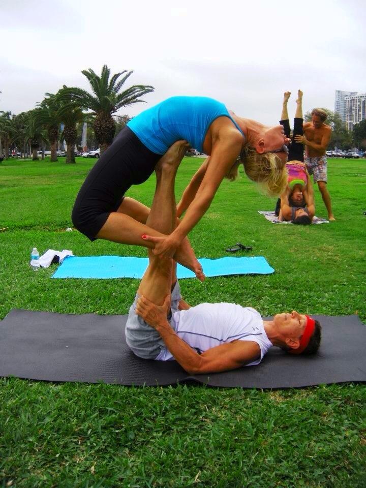 Yoga Poses - Acroyoga