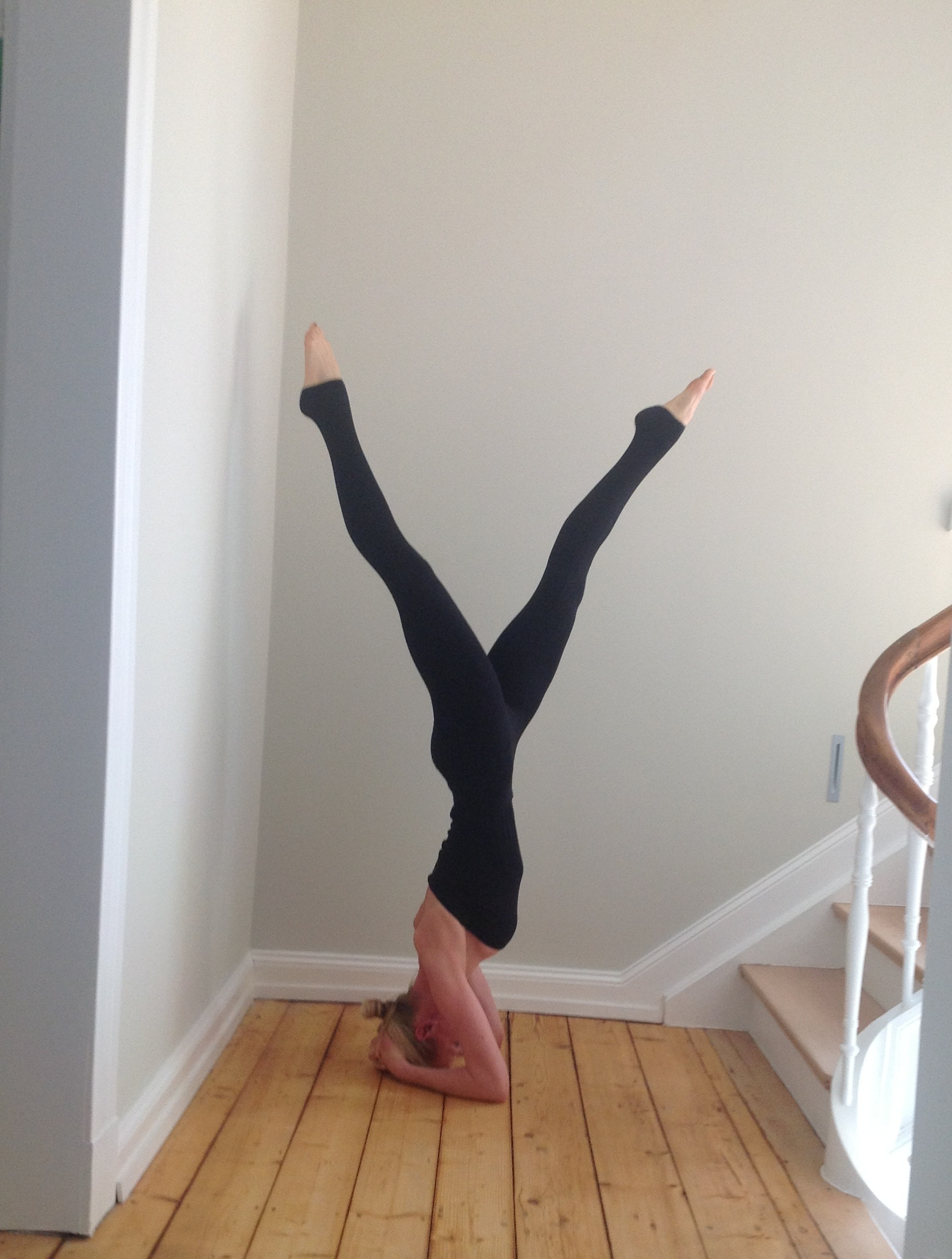 Yoga Poses Headstand Pose