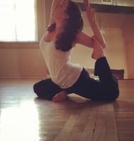 yoga poses  bow pose