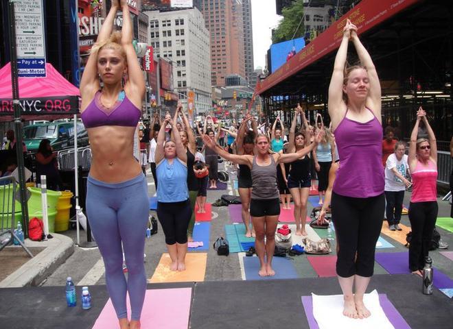 Bikram Yoga Nyc Yoga Studio In New York City Om