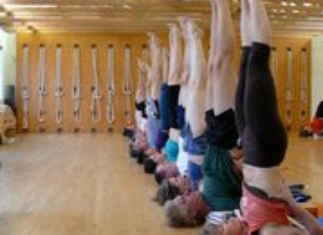 Bks Iyengar Yoga Center Yoga Studio In San Diego Om