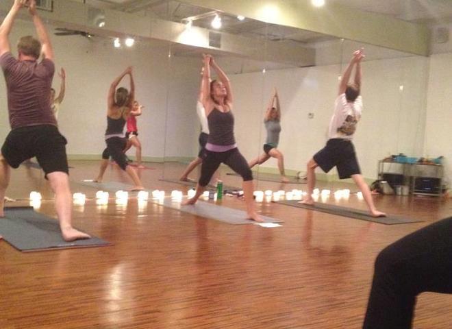 One Heart Yoga Center | Yoga studio in Baton Rouge - OM