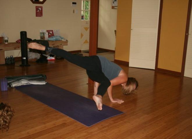 Purple Om Yoga | Yoga studio in Denville - OM