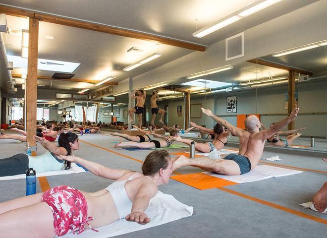 Bikram Yoga University District Seattle Yogawalls