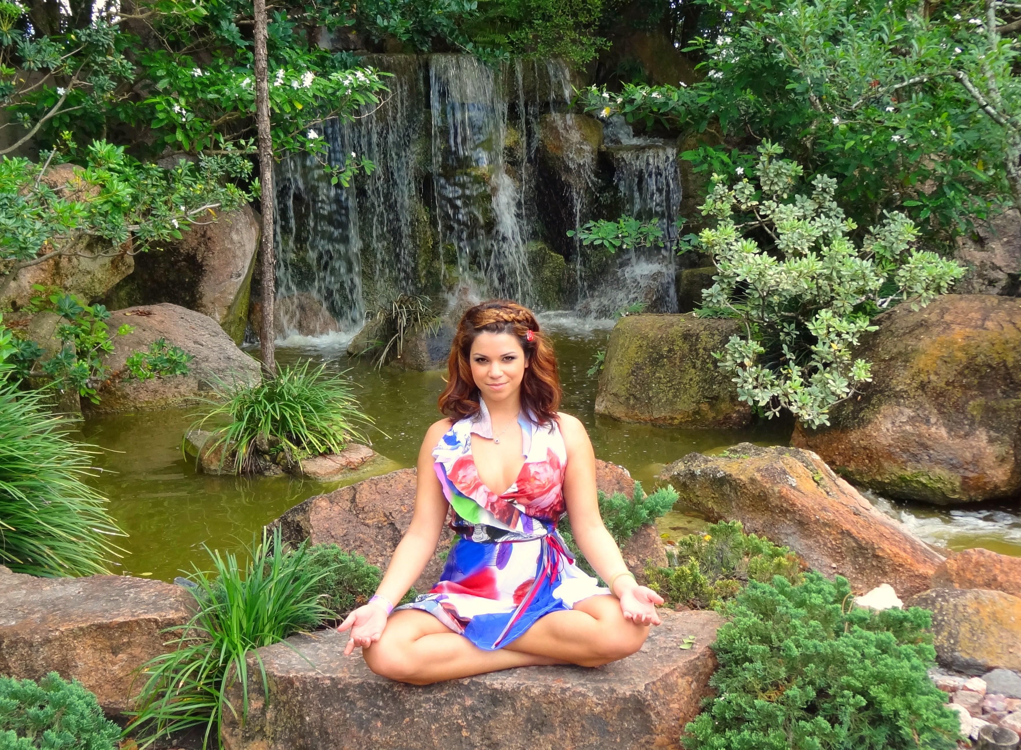 Yoga Poses Meditation