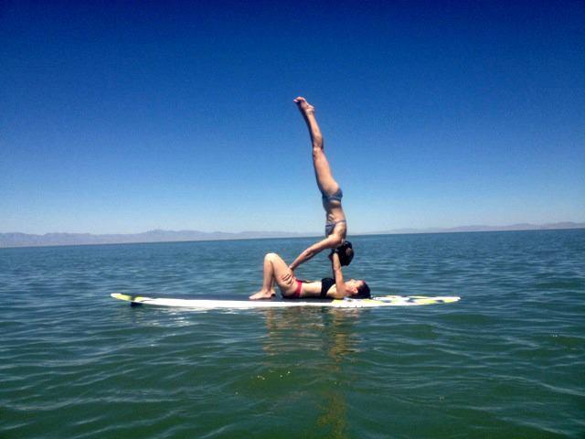 acro yoga near me