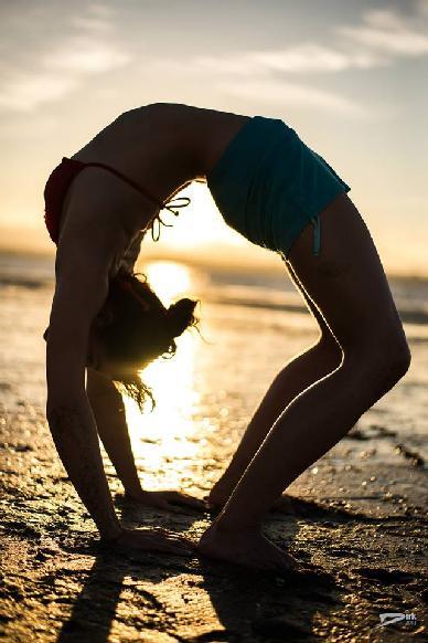 Yoga Poses Bridge Pose